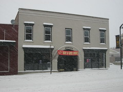 Nicholasville, Ky. (2-16-2015) (kaintuckeean) Tags: snow mainstreet kentucky blizzard jessamine nicholasville jessaminecounty