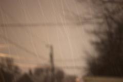 Snowfall (cara zimmerman) Tags: snow night snowy indianapolis snowing snowfall snowsnowsnow slowfall