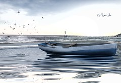 Now I want to feelremote beaches (Nayra31 CollasBlogger & Photographer) Tags: sea beach ship barcos secondlife