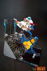 ALEbricks!2016 concursos (22) (alebricks) Tags: azul fighter lego otros contest ale scene event viper speeder escena afol formatos whipeout rlug exportadas alebricks