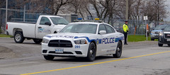 Peel Regional Police Airport Charger (NBKPhotography) Tags: road house ford airport open royal police victoria canadian safety international mounted dodge service vic crown rcmp peel region regional v8 charger services pearson nbk v6 grc cvpi saferty awesomeburodude therealnbk71 itsnbk therealnbk nbkphotography nbkmediagroup