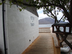 Pottery and cafe (Simon Varwell) Tags: knoydart inverie