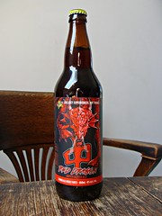 Red Dragon Imperial Red Ale (knightbefore_99) Tags: red canada west art beer coast bottle bc pacific northwest cerveza ale imperial camra hops pivo malt aldergrove deadfrog