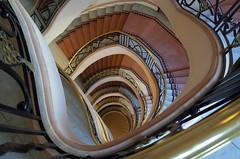 shape2 (lux fecit) Tags: pink carpet hotel cannes staircase shape martinez
