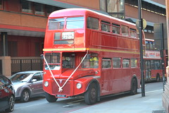 London Transport RM385 865UXC (Will Swain) Tags: london st pancras 14th may 2016 bus buses transport travel uk britain vehicle vehicles county country england english capital city central rm385 865uxc wlt385 routemaster