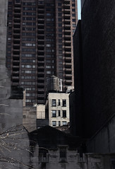 (eflon) Tags: city nyc ny newyork buildings close watertower bldgs