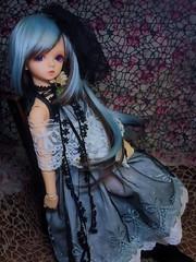 Turquoise (nanatsuhachi) Tags: doll bjd  resin juliet daydream daydreamer bluefairy holidaychoice blossombody  daydreamdoll daydreamjuliet