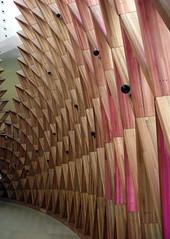 DSCF9956 - Museu do Amanh - Rio de Janeiro - Brasil (Marcia Rosa ()) Tags: brazil arquitetura brasil riodejaneiro museum architecture museu line straight curve tomorrow santiagocalatrava linha curva reta amanh marciarosa
