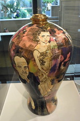Rochester Memorial Art Gallery, Rochester, NY (rchappo2002) Tags: new york ny art museum artwork memorial couple gallery state upstate rochester grayson heterosexual perry idealized idealised