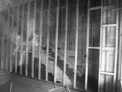 Phantom Staircase (Bart D. Frescura) Tags: blackandwhite bw strange stairs shadows haunted bayarea eastbay nophotoshop ghostly alameda lightandshadow bdf lightanddark theisland bartdfrescura creepycalifornia