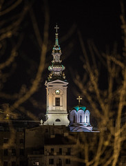 Belgrade (Vagelis Pikoulas) Tags: church night canon march spring view serbia balkans belgrade tamron vc beograd 6d 70200mm 2016