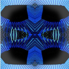 2016-05-21 symmetrical waves (april-mo) Tags: blue abstract art collage mirror digitalart symmetry flip symmetrical flipping collagecrazy experimentaltechnique