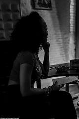 Carol & Jota Mayuscula (19 de 35) (ISRAEL (BURMI)) Tags: blanco y negro estudio hiphop jota grabacion monocromtico mayuscula jotamayuscula israeldeleonardonovoa carolmenezes masgravesestudio