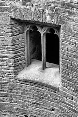 window to the darkness (piri198) Tags: bw white black castle window canon eos fenster schwarzweiss weiss schwarz burg lightroom efm burghohenzollern eosm eosm3 lightroom6