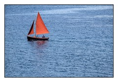 Au gr du vent (SiouXie's) Tags: color couleur fujixe2 fuji fujifilm 55200 siouxies bretagne brittany finistre paysage landscape bateau boat mer sea ocean nature porspoder littoral