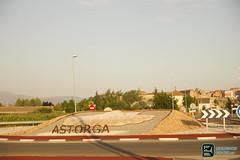 Rotonda Astorga (edmoberti) Tags: church fuente iglesia paisaje chruch castillo pilgrim caminodesantiago peregrino astorga albergue rabanaldelcamino hospitaldeorbigo pregrino
