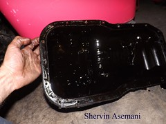 Mastermanship 4 by Shervin Asemani (56) (SheRviNRRR) Tags: burnt oil pan gasket exhausted effect