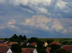 Cumulus congestus (Violet Planet) Tags: sky clouds cumulus meteorology congestus