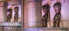 Manneke'n piss - competition :-) (Juan Ig. Llana) Tags: teatro agua humor fuente esculturas nios bilbao zb pis bronce leioa espectculo actuacin decorado escenografa umoreazoka2016