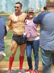 IMG_4460 (danimaniacs) Tags: shirtless man hot sexy guy pecs legs muscle muscular hunk abs stud stevesiler