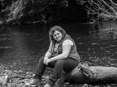 Riverside (rebeckahmccarthy1) Tags: portrait girl model photoshoot mallow