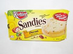 Keebler Pecan Sandies w/more bigger pecans! (Pest15) Tags: cookies packaging treat kelloggs keebler keeblerpecansandies nationalpecansandiesday