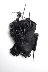 HK151278-front (skurdonee) Tags: sculpture hk abstract black art texture found concrete photography artwork contemporaryart contemporary dust spores skurd bakteria spures skurdone