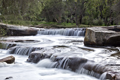 Noble Falls, WA (Marie Ooi) Tags: nature water beautiful marie canon landscape waterfall stream outdoor peaceful australia calm perth serenity western wa 5d miii ooi toodyay noblefalls gidgegannup