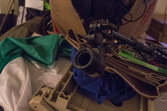 Day Sixty-Three (MBPruitt) Tags: moving packing unpacking irish flag lighting kit done ready for move be