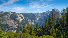 Yosemite 2016 (hermitsmoores) Tags: vacation nature woods nikon hiking lakes roadtrip yosemite halfdome fullframe fx forests glacierpoint yosemitevalley d800 onewithnature nikkor2870mmf28 highsierraloop nikond800