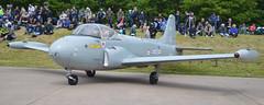 Jet Provost XP672 (lcfcian1) Tags: cold plane war jets jet airshow planes coldwar aerodrome provost airday bruntingthorpe coldwarjets bruntingthorpeaerodrome xp672 coldwarjets2016 bruntingthorpe2016 jetprovostxp672