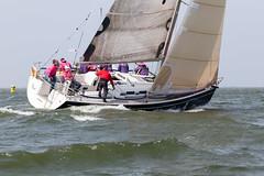 Facility Open 2016 (Valentijn van Duijvendijk) Tags: zeilen koninklijke muiden cfp redan yachtrace bedrijven bedrijfszeilen dehler39 facilityopen