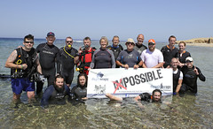 2605 Deptherapy (KnyazevDA) Tags: sea underwater wheelchair scuba diving disabled diver padi undersea handicapped amputee disability