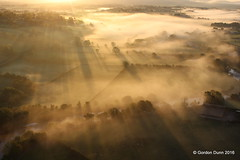 IMG_1215 (ppg_pelgis) Tags: ireland summer sunrise landscape flying northern ppg arial tyrone omagh notadrone