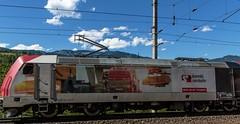 1261_2016_05_22_sterreich_Loifarn_LM_6185_664_&_6189_917_mit_6186_441_und_ekol_KV_Villach (ruhrpott.sprinter) Tags: world railroad schnee salzburg train germany logo deutschland graffiti austria sterreich diesel outdoor natur group siemens eisenbahn rail zug cargo best berge part 186 record nrw passenger alpen lm fret gelsenkirchen ruhrgebiet freight bb locomotives kv slb 185 189 lokomotive sz sprinter ruhrpott salzburger gter 1216 ekol 6186 1116 6185 6189 tauernbahn lokomotion reisezug schwarzach lokalbahnen kombiverkehr ellok swietelsky 357kmh cargoserv loifarn