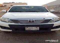 Toyota - Fortuner GX - 2013  (saudi-top-cars) Tags: