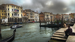 Observando Venecia... (Vctor.M.Chacn) Tags: venice venecia venezia fz1000 dmcfz1000 vctormchacn