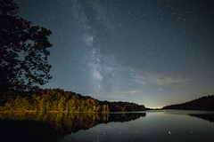 MW_2016_0701_lake Celina02 (Train Chaser) Tags: way national milky hoosiernationalforest celine milkyway hoosier forestlake lakeceline