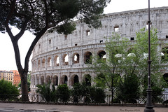 Roman Colosseum (wandering tattler) Tags: rome archaeology ruins colosseum antiquities 2016
