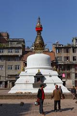 DS1A4335dxo (irishmick.com) Tags: nepal kathmandu 2015 yetakha baha chhetrapati stupa