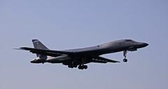 B-1B 85-0059 (Tom Martins1) Tags: b1b bone egun 850059 mildenhall usaf bomber stealth wheels blue grey dy dyess