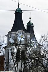 032 clock (jasminepeters019) Tags: clock europe time clocktower timepiece europetrip ticktock 100shoot