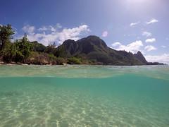 Haena Beach, Kauai (Drew Keller) Tags: beach hawaii kauai haena 2016 pohakukane