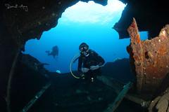Wreck (Randi Ang) Tags: bountywreck gili meno lombok indonesia underwater scuba diving dive photography wide angle randi ang canon eos 6d fisheye 15mm
