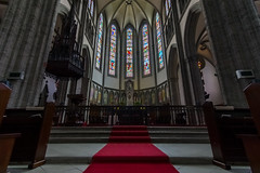 The Cathedral Church of the Virgin Mary of the Immaculate Conception (bdrc) Tags: asdgraphy sony a6000 tokina 1116mm f28 ultrawide church cathedral myeongdong seoul korea travel trip holiday hdr tripod multiple exposures blending architecture christian