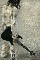 Diego (2S2B shutterbugs) Tags: musician music guitar group makeup guitars jackson guitarplayer lacunacoil jacksonguitars