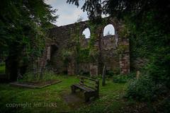 Ruins in a cemetry K3__0259.jpg (screwdriver222) Tags: england church graveyard ruins cornwall pentax unitedkingdom tombstone chapel churchyard bodmin k3 sigma1020mmf456exdc stpetroc chapelofstthomasbecket