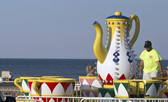 Virginia Beach Va. (watts_photos) Tags: street carnival beach cup virginia ride tea va rides teacup 15th oceanfront