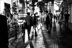Ikebukuro by night (uaru.amphiacantoides) Tags: street japan night noir noiretblanc jp ikebukuro nightview 2016 japonia