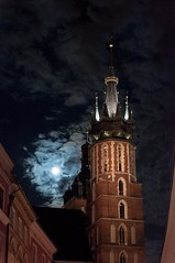 Krakow druga rano-101 (MMARCZYK) Tags: polska krakow nuit noc mariacki cracovie rynek pologne kosciol glowny